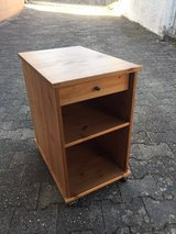 container - end table - nightstand in Ramstein, Germany