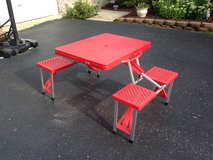 Portable Picnic Table in Chicago, Illinois