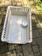 Live Animal Crate w/Bowl for food or water in Westmont, Illinois