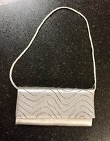 Style & Co. Silver Purse Shoulder Bag in Chicago, Illinois