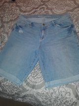 Denim shorts in Richmond, Virginia