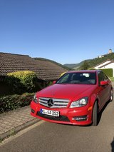 Mercedes C250 Sport Automatic - Excellent condition - low mileage in Ramstein, Germany