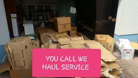 FAST PCS&TRASH&JUNK&BULK REMOVAL SERVICE AND MORE SERVICE &FREE ESTIMATE in Ramstein, Germany