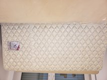 Twin box spring and mattress in Ramstein, Germany