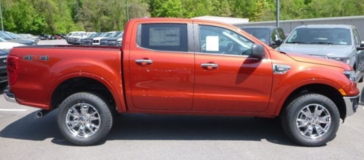 2019 Ford Ranger XLT 4WD Super Crew 4 in Ramstein, Germany
