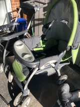 key fit stroller in Glendale Heights, Illinois