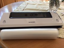 And free Mixer if you buy the Vacuum bag Sealer for food or military items in Ramstein, Germany