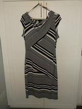 Black and White Dress in Naperville, Illinois