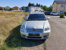 TOYOTA AVENSSIS 2.4 AUTOMATIC NEW INSPECTION ONLY 78.000 MILES in Ramstein, Germany