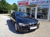 2018 BMW 3 Series 320i xDrive - just 6,000 miles in Ramstein, Germany
