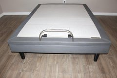Full Size Adjustable base with MASSAGE options in Kingwood, Texas