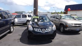 2012 NISSAN  ROGUE S/SV AUTO COLD AIR~REDUCED~ in Camp Lejeune, North Carolina