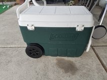 Ice cooler with wheels in Camp Lejeune, North Carolina