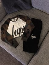 Hype Joggers and Top in Lakenheath, UK