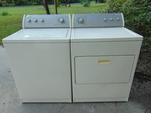 """WHIRLPOOL  """"Ultimate care II"""" WASHER & DRYER in Cherry Point, North Carolina"""