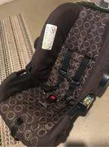 Baby car seat in St. Louis, Missouri