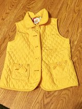 Girls Yellow Quilt Vest - Gymboree in Naperville, Illinois