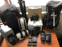 Canon Camera Gear in Okinawa, Japan