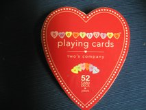 Heart Shaped Playing Cards in Houston, Texas