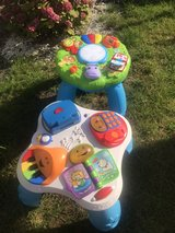 Fisher Price learning Tables in Ramstein, Germany