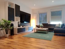 Luxurious TLA 1 BR Apt, 10 min from RAB, 5 min from LMRC or Vogelweh, patio, Air Con in Ramstein, Germany