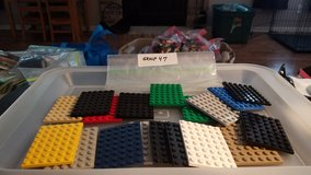 18 Lego 6 x 8 Plates Group 47 in Naperville, Illinois