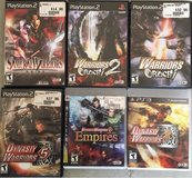 Dynasty Warriors Games in Okinawa, Japan