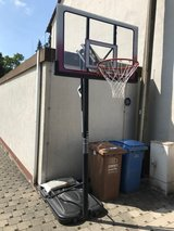 Basketball Backboard and Hoop in Ramstein, Germany
