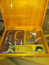 vintage/ Antique micrometer set in Cherry Point, North Carolina