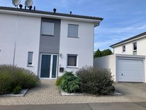Beautiful Duplex House with Garage Located in Kaiserslautern City in Ramstein, Germany