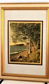 Shore FRAMED PRINT 28 x 20 1/4 in in Westmont, Illinois