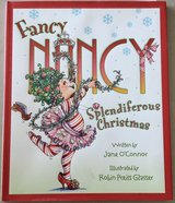 Fancy Nancy Splendiferous Christmas Hardcover in Okinawa, Japan