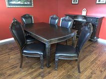 Dining Room Set with Buffet- 10 Piece in Kingwood, Texas