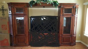Entertainment Center (Price reduced) in Kingwood, Texas