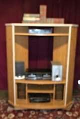 Corner Entertainment Center   $45          Adel in Moody AFB, Georgia