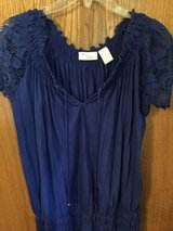Ladies XL Navy Top in Spring, Texas