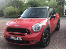 2011 Mini Cooper Countryman S All4, US spec in Ramstein, Germany