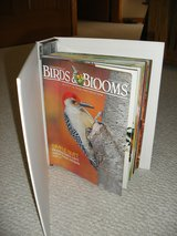 Birds and Bloom Magazine Holder in Naperville, Illinois