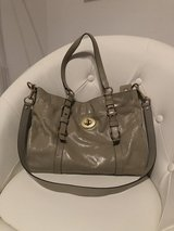 Coach authentic patent leather tote in Ramstein, Germany