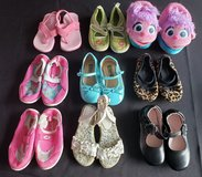 Toddler girls size 7 shoes , sandals in Clarksville, Tennessee