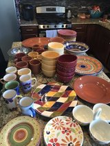 Dishes Pottery Barn and assorted in Aurora, Illinois