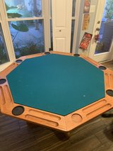dining table that converts to game table in Spring, Texas