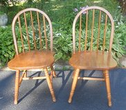 2 Dining Room Chairs in Glendale Heights, Illinois
