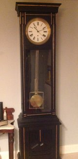 Tall Case Jewelers Regulator (Grandfather) clock in Beaufort, South Carolina