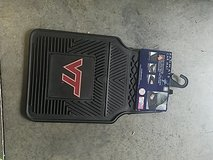 brand new Virginia Tech car mat in Bel Air, Maryland