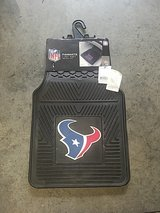 Texans car mats in Bel Air, Maryland