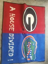 House Divided Floor Mat in Beaufort, South Carolina