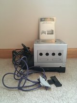Gamecube with Gameboy Adapter in Oswego, Illinois