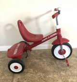 red Radio Flyer tricycle in Spring, Texas