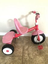 pink Radio Flyer tricycle in Spring, Texas